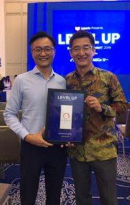 Best Performing E-commerce Enabler Jet Commerce Lazada Webber Chen